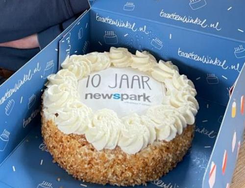 Newspark bestaat 10 jaar